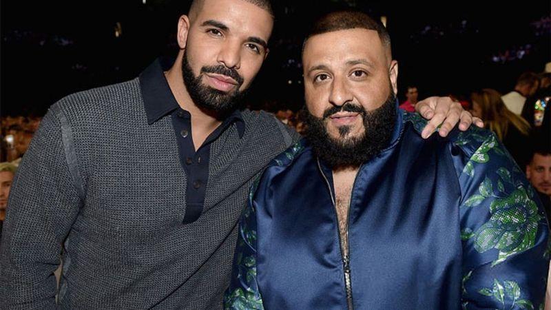 DJ Khaled e Rapper Drake compartilham a viúva da nova música para capturar o verão