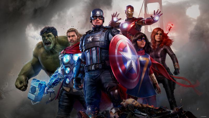 """Marvel's Avengers je """"HOT TO TROT"""" vôbec najlepšia hra Ant-Man a Iron Man Brew"""