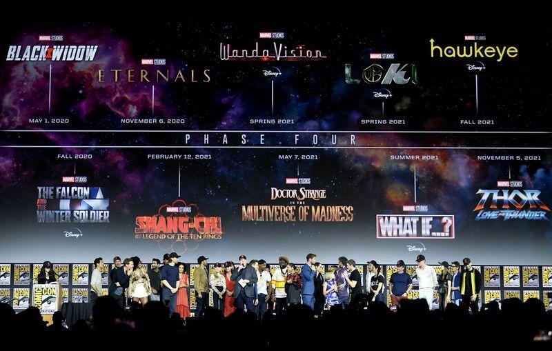Marvel Fase 4, incluindo novas datas de lançamento de filme MCU e notícias do elenco, últimas [ATUALIZAÇÃO] e teorias