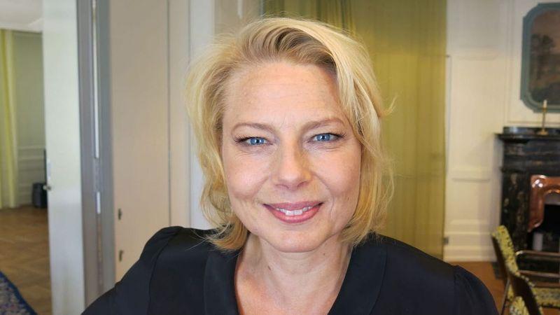 Helena Bergström cria mágica na tela, mais uma vez
