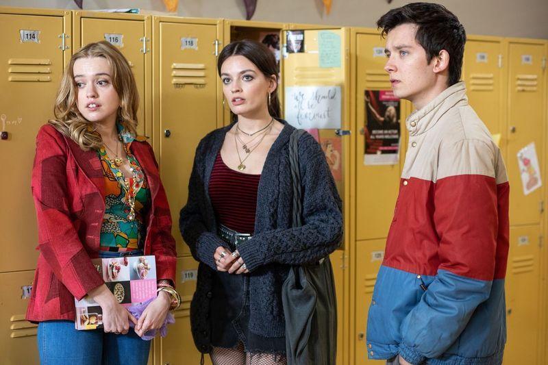 Sex Education Season 2 está de volta à Netflix com muito suspense, enredo, novo elenco, spoiler popular