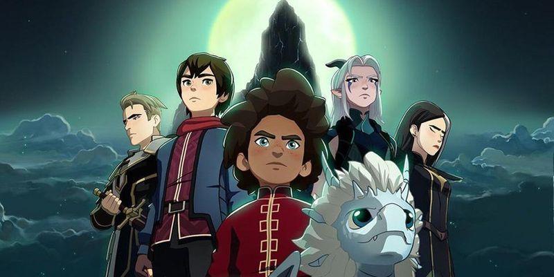75 Trailer, elenco, enredo e enredo interessante de The Dragon Prince Season 4?