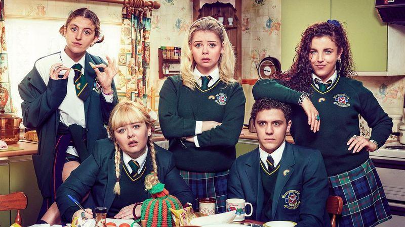 A Netflix enfrentou a ira dos internautas por remover as Derry Girls, segunda temporada, quatro dias após o lançamento