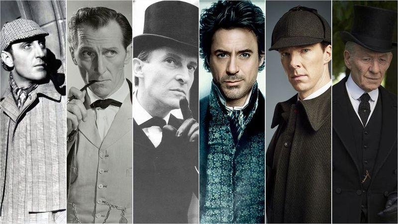 Sherlock Holmes retorna com mais uma série de explodir a mente